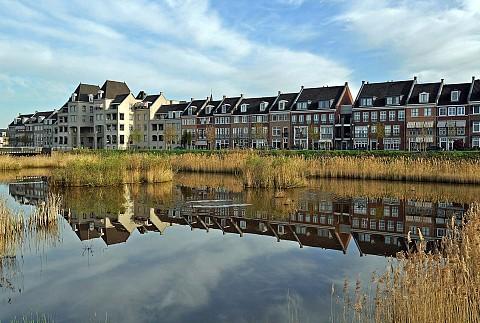 Project Brandevoort in Helmond.