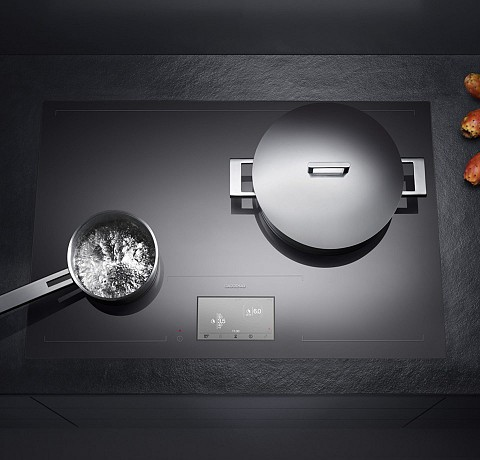 Gaggenau inductie kookplaat