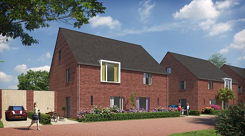 Project Biezenrijk in Rotterdam