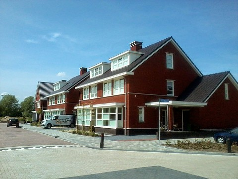 Project Het Nieuwe Zand in Ridderkerk