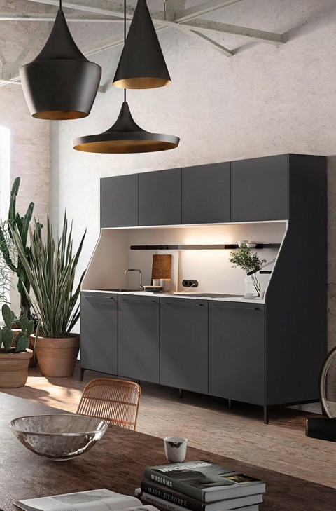 SieMatic Urban 29 meubel met lichte binnenzijde, ASWA Keukens