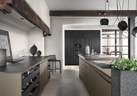 SieMatic Urban - SieMatic keuken met kookeiland kruidentuin, ASWA Keukens