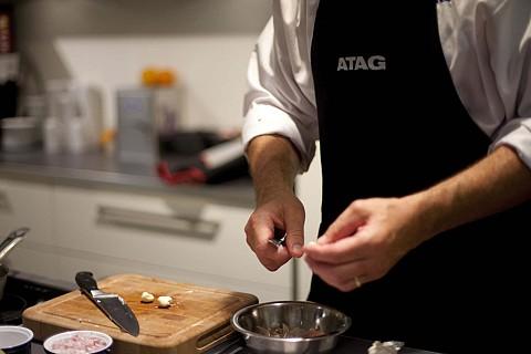 Kookdemo ATAG combi-stoomoven