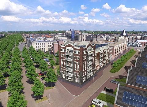 Project WestPoint in Vleuterweide Utrecht