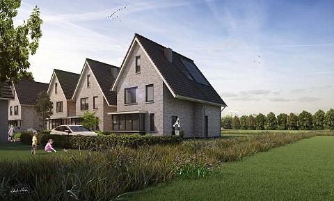 Project - Wonen in Buitenzicht Schelluinen - Boerenerf Vrijstaande woning