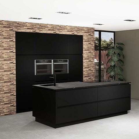 Luxe Eilandopstelling € 11.995,- ASWA Keukens