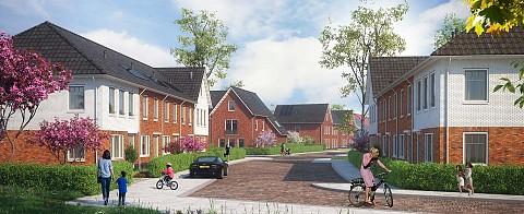Project Brinkvelden in Harderwijk met SilverLine keukens