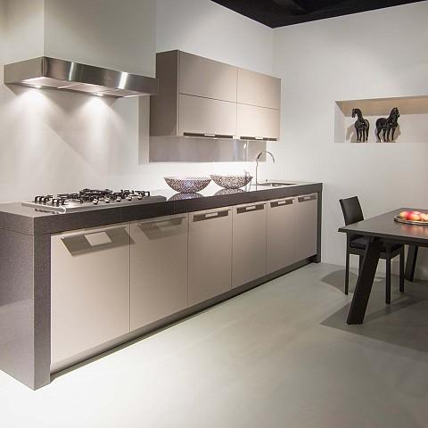 Showroomkeuken Eggersmann Como exclusieve designkeuken