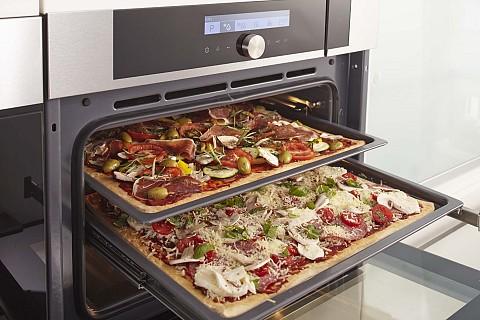 Pelgrim keukenapparatuur combi stoomoven oven, ASWA Keukens