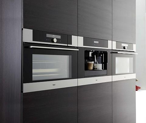 Pelgrim koffiemachine oven en combi stoomoven, Keukenapparatuur ASWA Keukens