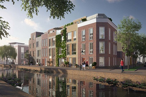 Project Floris in Delft met SieMatic keukens