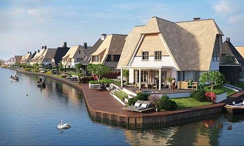 Project Villa Eiland Rhijnover - ASWA Keukens