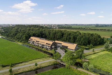 Project Landgoed Schoonenburgh in Nieuw-Lekkerland