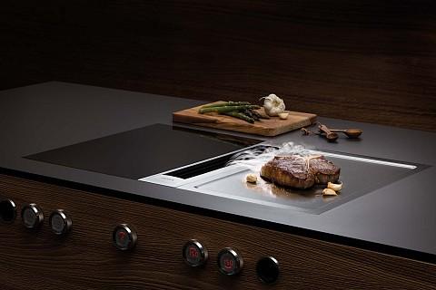 BORA Professional 2.0 inductie kookplaat en teppanyaki grill, Keukenapparatuur ASWA Keukens