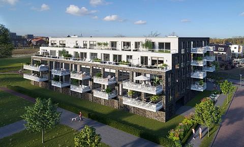 Project Anna's Hof in Hilversum met ASWA Keukens (4)
