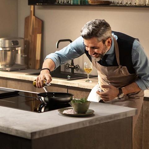 Idris de Semi-Pro Type Thuiskok - ATAG we love to cook, ASWA Keukens