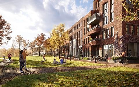 Project Hooge Steenen Utrecht, ASWA Keukens