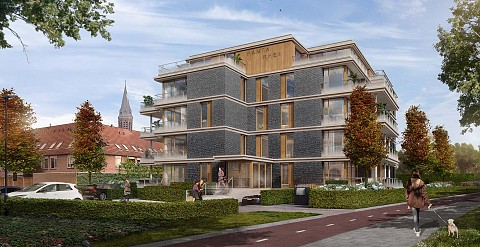 Project Panta Rhei in Nuenen, ASWA Keukens