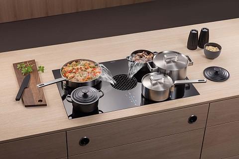 BORA X Pure kookplaat met kookveldafzuiging, Keukenapparatuur ASWA Keukens