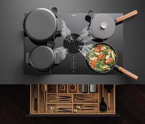 Keukentrends 2020 - BORA X Pure, Keukenapparatuur ASWA Keukens