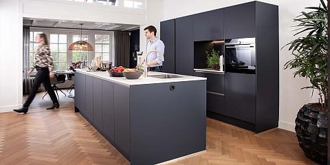 Keukens om in te leven, Keukeninspiratie, ASWA Keukens