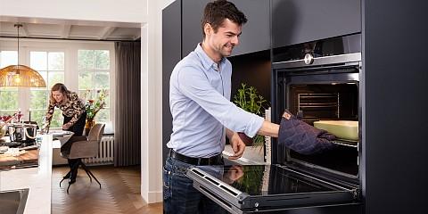 Siemens keukenapparatuur, Siemens oven , ASWA Keukens