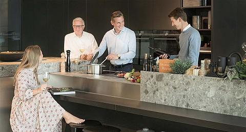 De kracht van een familiebedrijf, ASWA Keukens