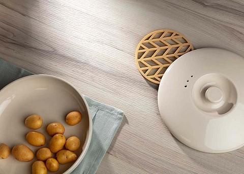 Kunststof keukenblad Dekker, ASWA Keukens