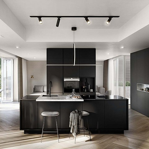 Moderne SieMatic Keuken, ASWA Keukens