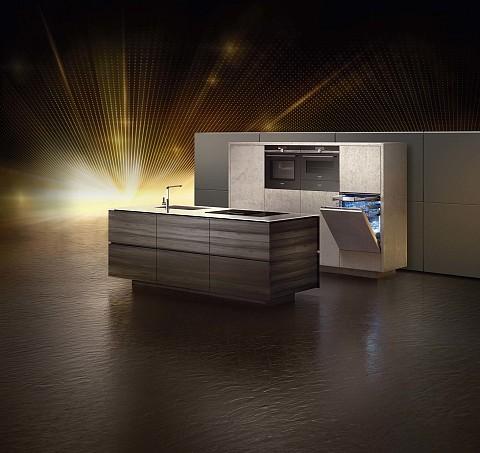 Keukenapparatuur Siemens Vaatwasser met besteklade, Keukenapparatuur ASWA Keukens
