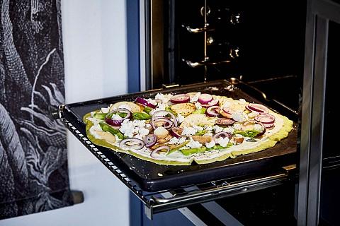 NEFF oven 60cm met telescopische geleiders, Keukenapparatuur ASWA Keukens