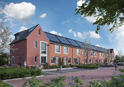 Project Perrekerveld in Boekel, ASWA Keukens