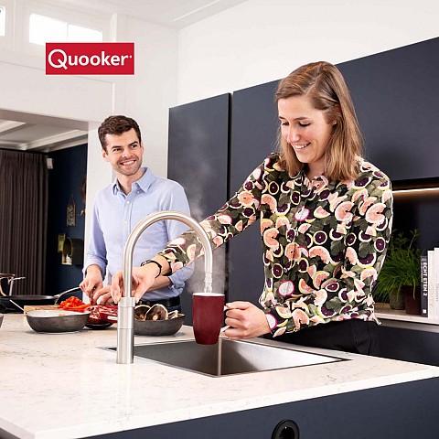 Quooker Garantie, Quooker kopen, ASWA Keukenskopie