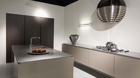 Showroomkeuken Eggersmann Fano + Tunis, Tz 16 ASWA Keukens Dordrecht