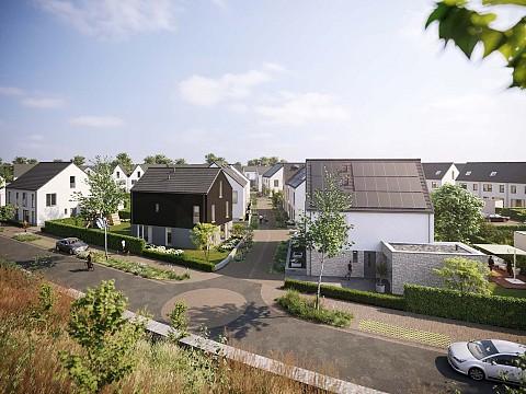 Project Het Plateau in Blixembosch Buiten Eindhoven, ASWA Keukens