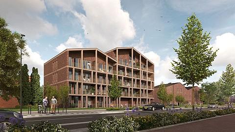 Project Tivoli Eindhoven, ASWA Keukens Helmond