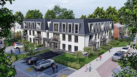 Project Gestelse Veste in Sint-Michielgestel, ASWA Keukens Uden