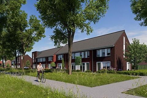 Waterbloem Son en Breugel, Nieuwbouw project ASWA Keukens