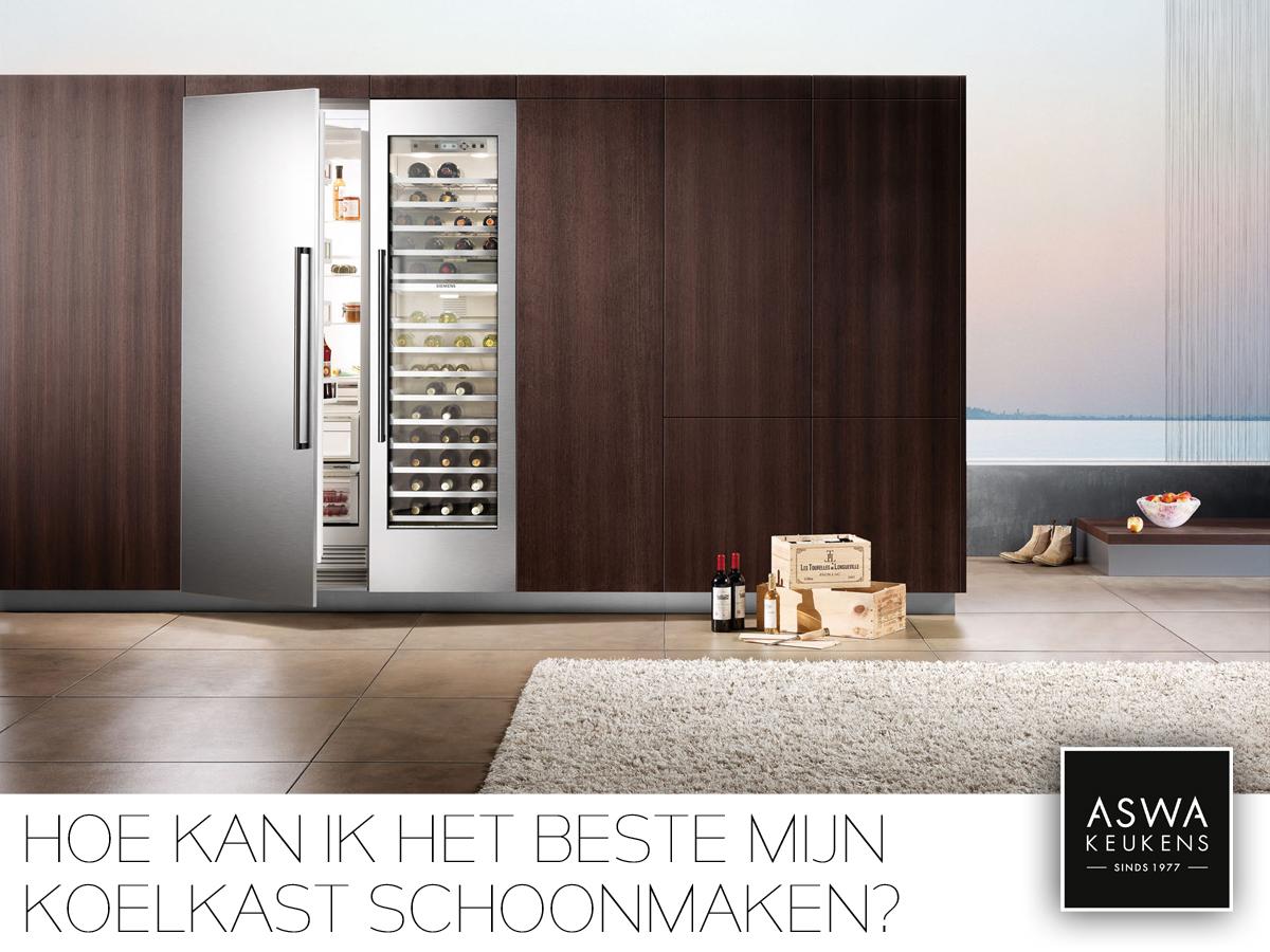Tips&Trucs_Schoonmaken_koelkast