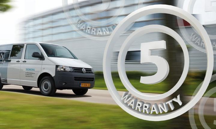 Actie_vijf jaar garantie_Siemens