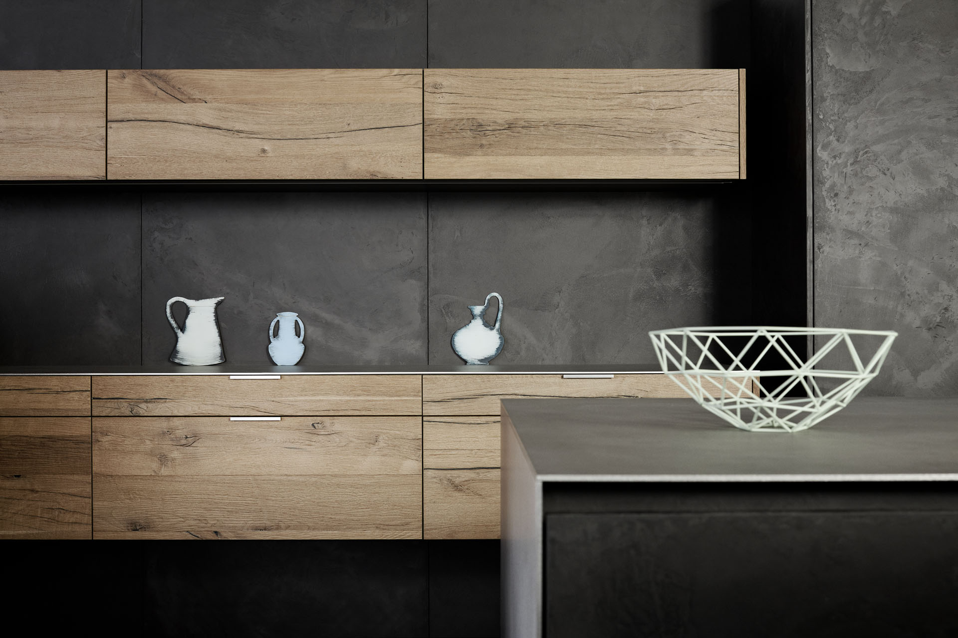 Keuken mat zwart hout: keuken mat of hoogglans. redenen om te kiezen
