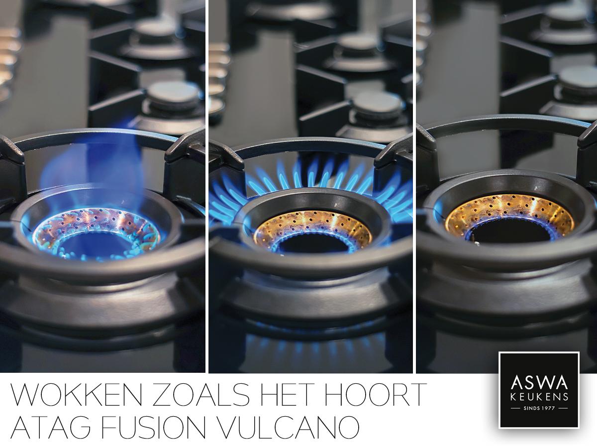 Nieuws Atag Fusion Vulcano