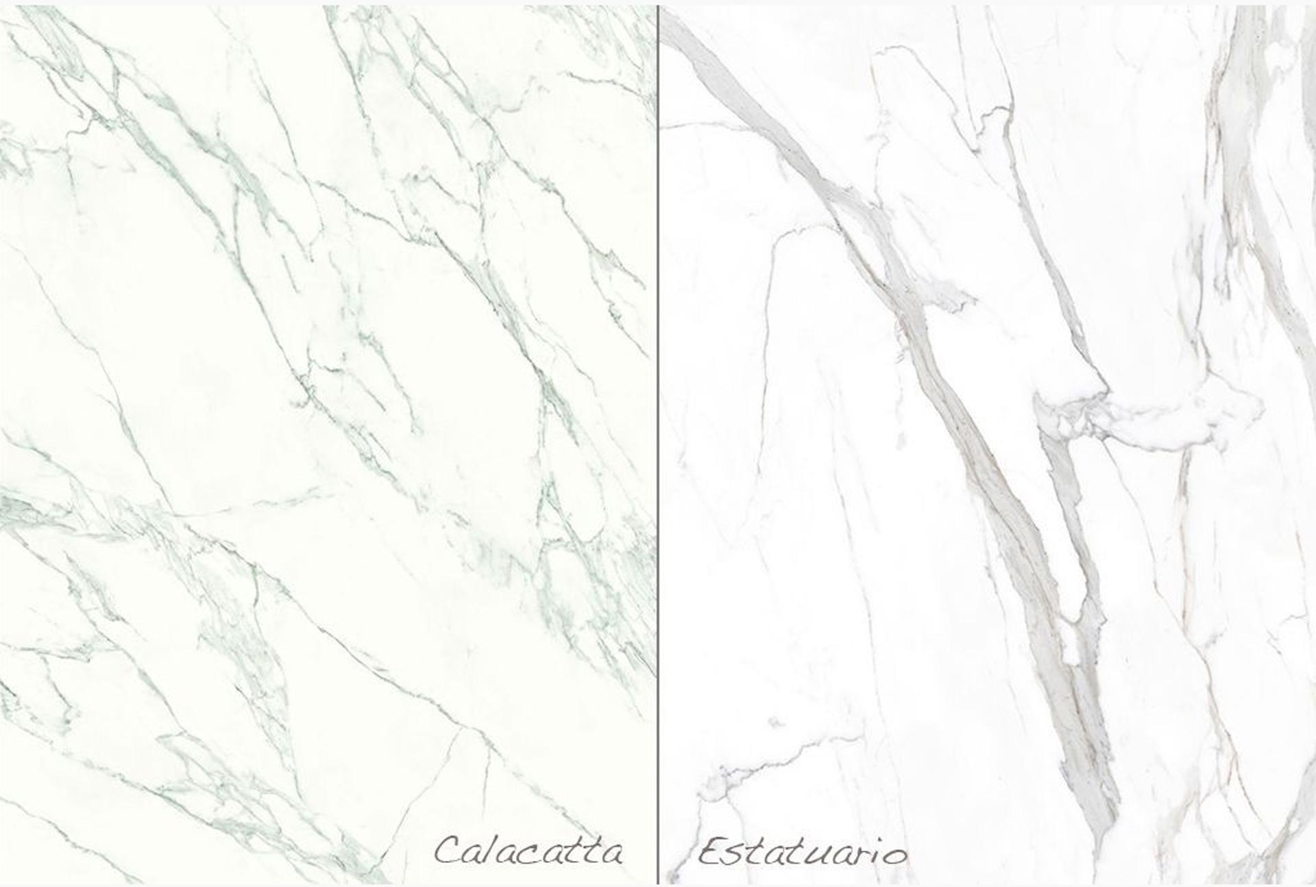 Nieuwe kleuren Keramiek Calacatta & Estatuario