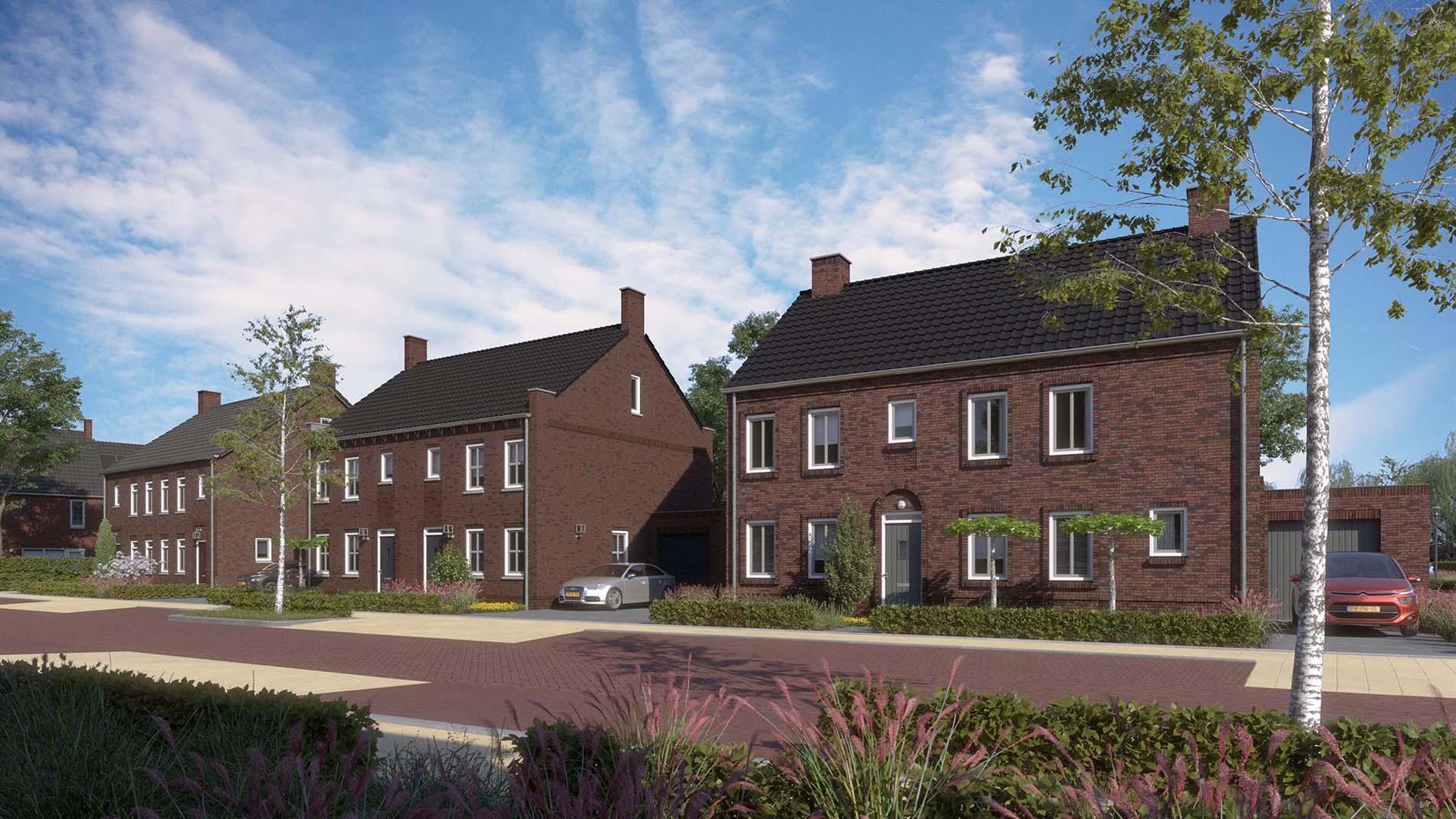 Project De Rooise Gaard in Sint-Oedenrode met SilverLine keukens