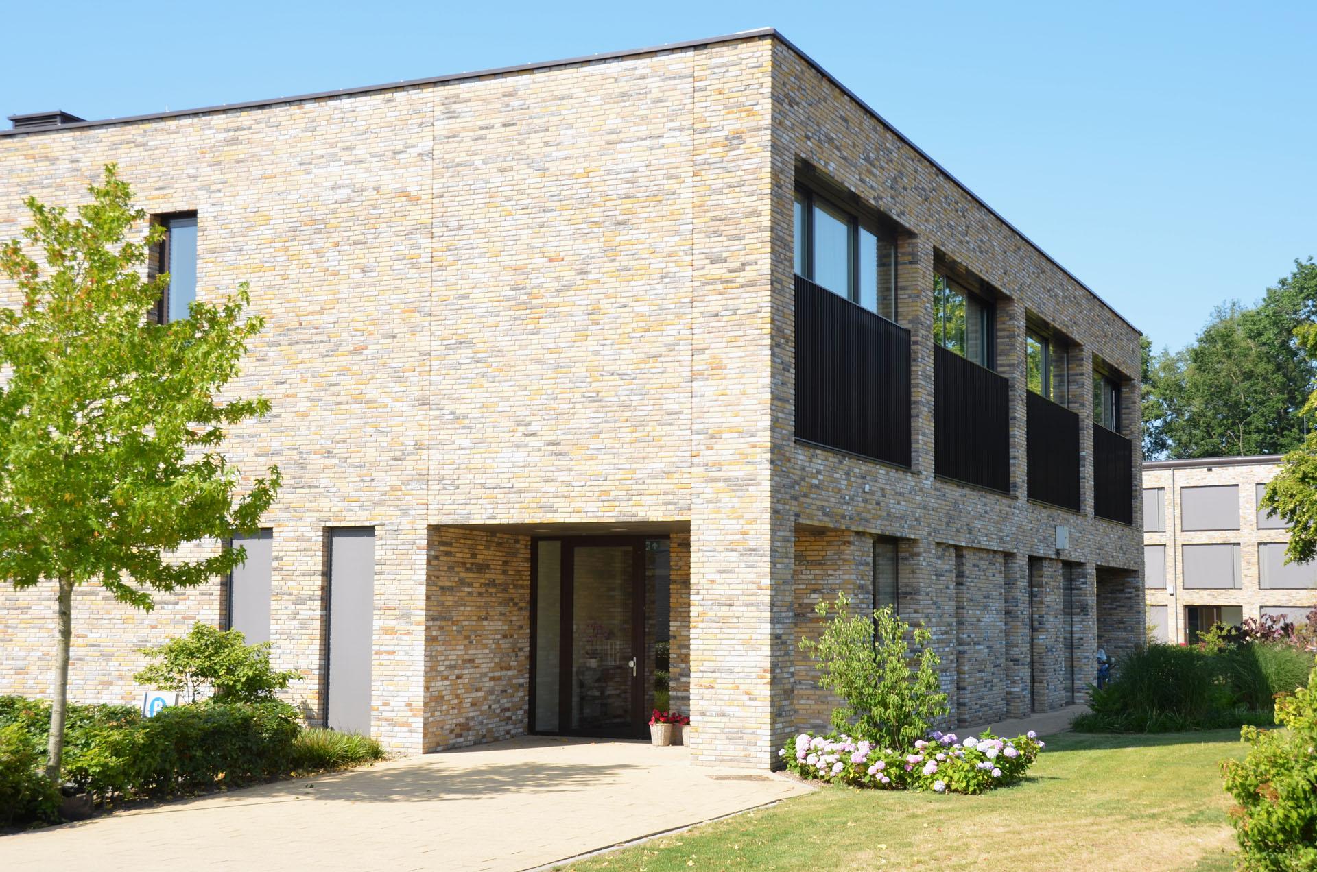 Project Woonzorgcentrum Berkenheuvel in Geldrop