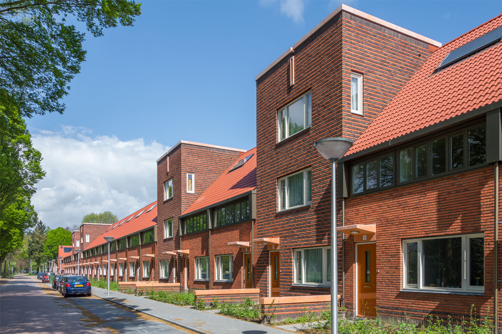 Project Dorp 040 in Eindhoven