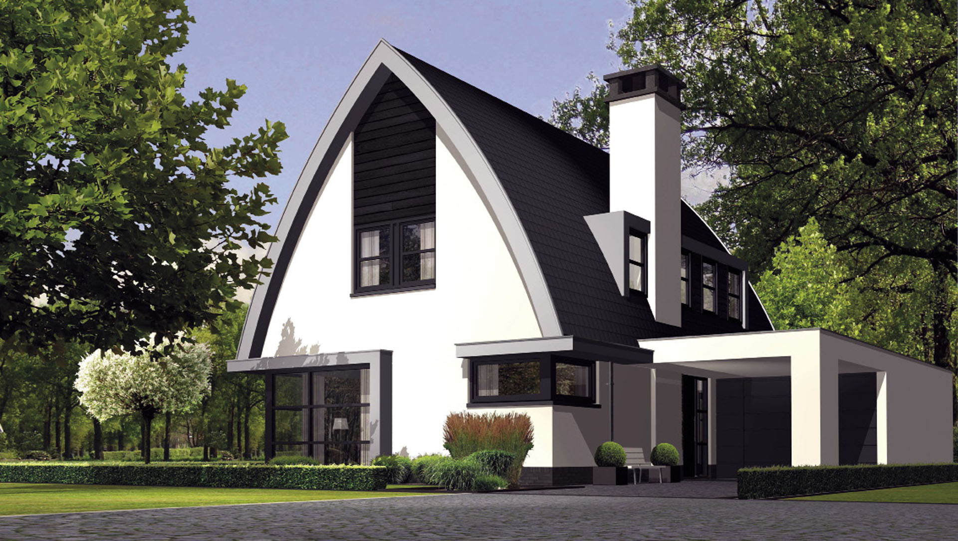 Project Het Duinbos in Soest