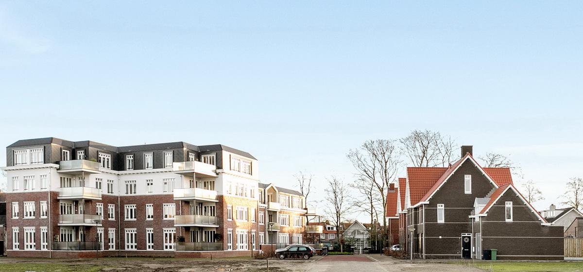Project Het Linnen in Waalre