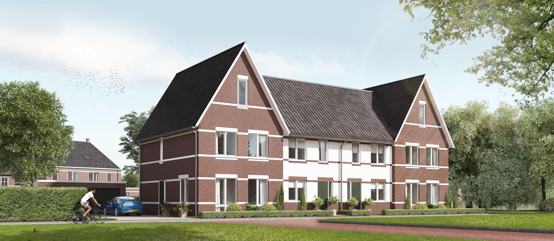 Project Hoge Hoek Florence in Berkel-Enschot