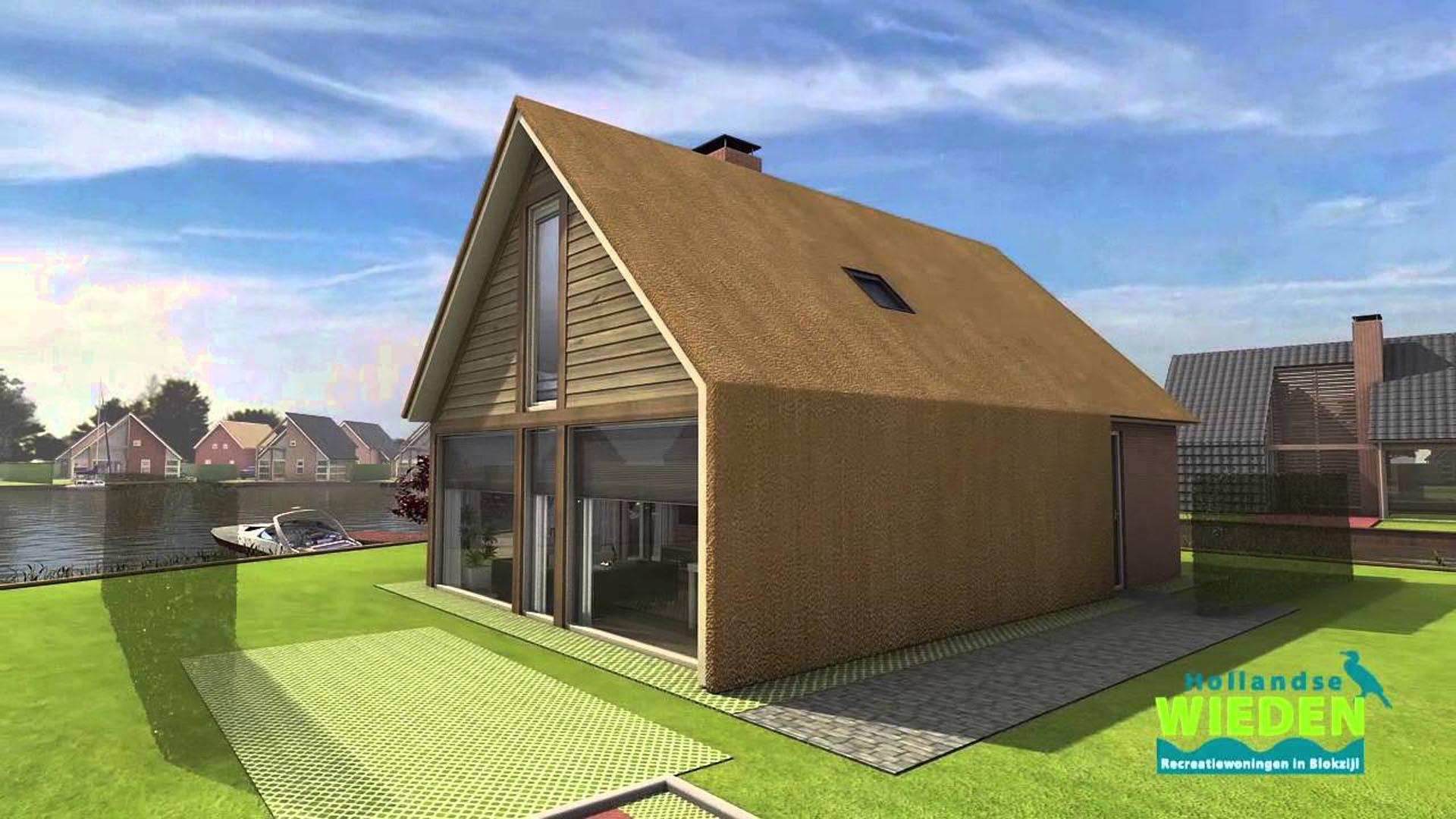 Project Hollandse Wieden in Blokzijl